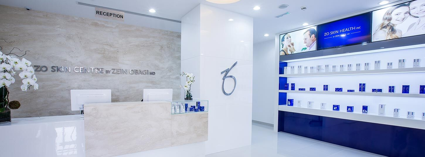 The Best Aesthetic Clinic in Dubai | ZO® Skin Centre by Dr